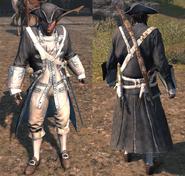 AC3 Uniforme del capitano dell'Aquila