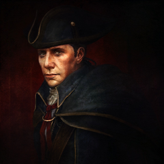 Portrait d'<b>Haytham</b> dans le <a href=