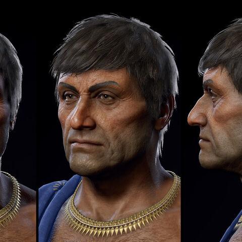厄尔皮诺的人物模型