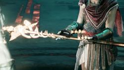 ACOD FoA JoA The Fate of Atlantis - Kassandra Receive Staff