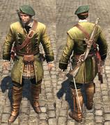 ACRG Raider outfit