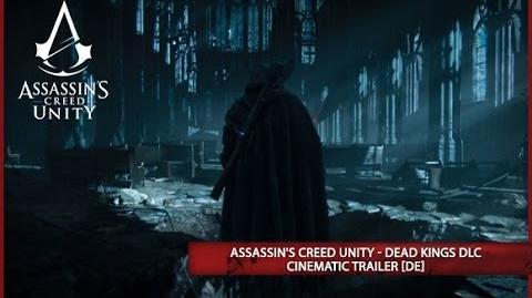 Assassin's Creed Unity Dead Kings DLC Cinematic Trailer DE