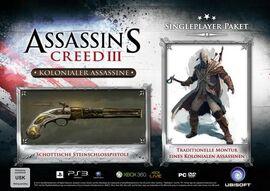 Assassins creed 3 kolonialer assassine 1