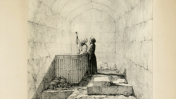 DTAE Pyramid of Menkaure Sepulchral
