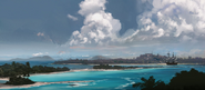 Nassau plages ACIV