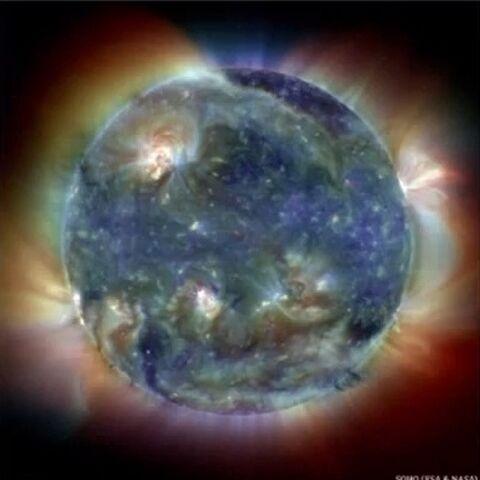 Orages magnétiques à la surface de la <b>Terre</b>
