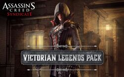 Victorian Legends Pack
