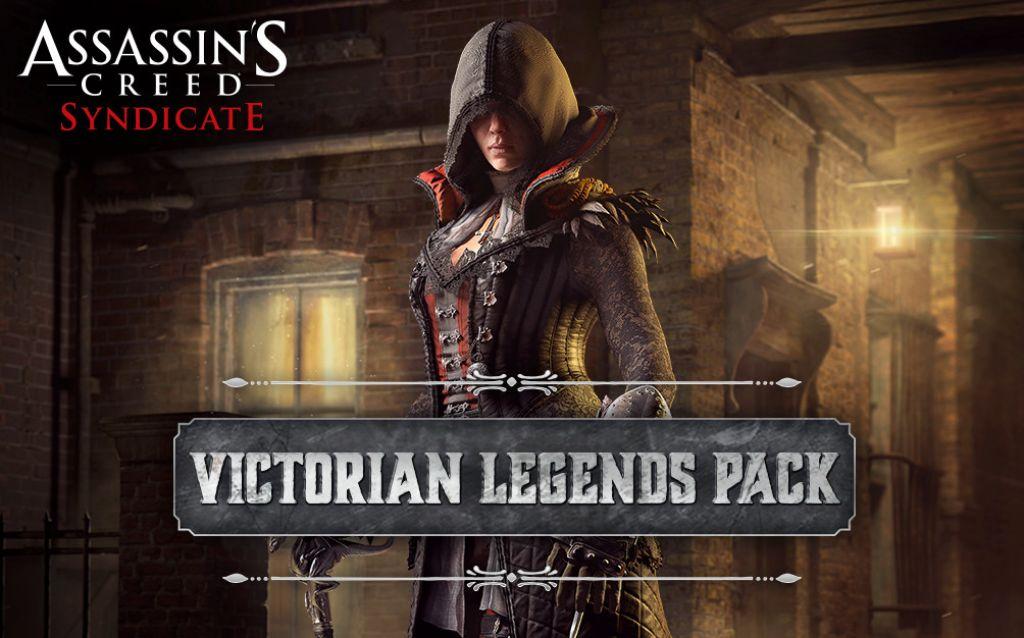 Victorian Legends Pack Assassin S Creed Wiki Fandom