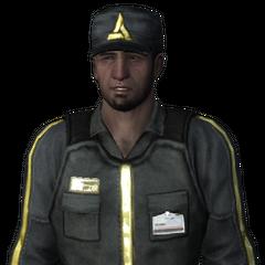 Abstergo field agent