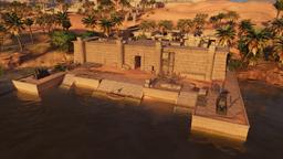 ACO Repaire du temple de Khéops