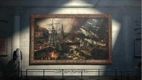 Assassin's Creed III - Boston Tea Party-trailer