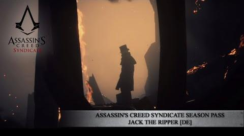 Assassin's Creed Syndicate Season Pass - Jack The Ripper DE