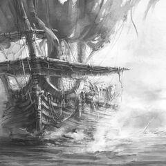海战艺术设定