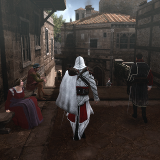 跟随马基亚维利穿行在罗马的埃齐奥