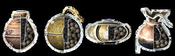 Tipi bombe