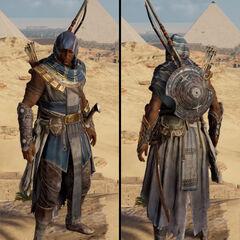 埃及贵族套装