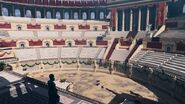 ACO Theatre of Pompey Arena