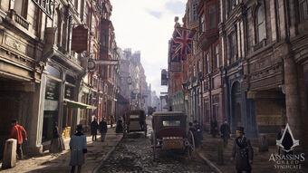City Of London Assassin S Creed Wiki Fandom