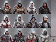 ACID Characters Concept Art