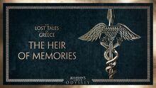 ACOD LTOG The Heir Of Memories Promo Image