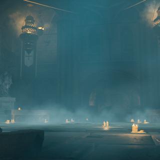 Le sanctuaire de Jacques de Molay