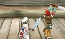 Altair gevecht Basilisk