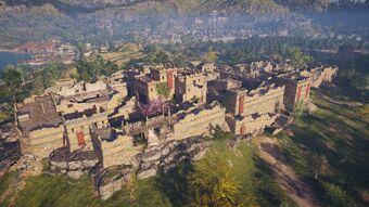 Fort Tiryns Assassin S Creed Wiki Fandom