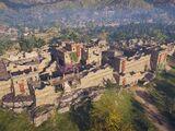Fort Tiryns