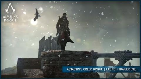 Assassin's Creed Rogue Launch Trailer NL