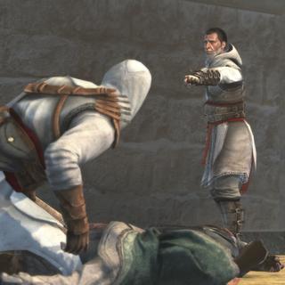 阿巴斯命令手下杀死阿泰尔