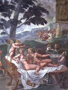 AC2 - Cupid and Pysche by Giulio Romano