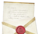 Royal correspondence