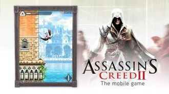 Assassin's Creed II - Mobile Game Trailer