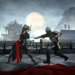 Kampfszene aus Chronicles China