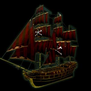 海盜國王 - 100000 塊錢