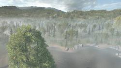 AC3 Frontier-uitzicht