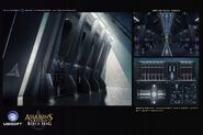 ACIV Abstergo Entertainment Serveurs concept 2