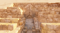 ACO - Great Pyramid entrance