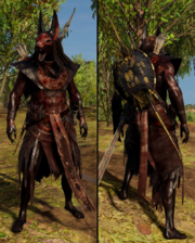 ACO Revenge of Anubis Outfit