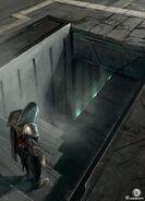 ACR Entrée Bibliothèque Altaïr concept