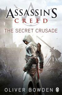 AC The Secret Crusade cov