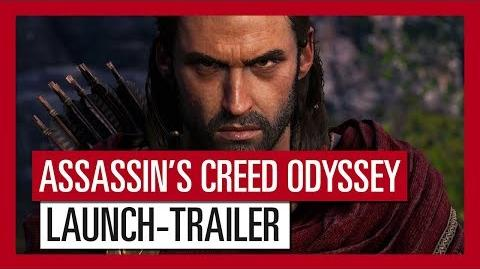 ASSASSIN'S CREED ODYSSEY LAUNCH-TRAILER