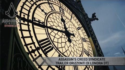 Assassin's Creed Syndicate Trailer Orizzonti di Londra IT