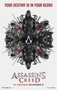 Assasssin's Creed Film Destiny Poster