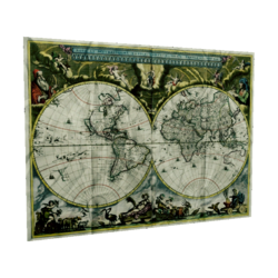 AC4DB - Map of the World