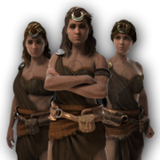 ACOD Daughters of Artemis Crew Theme