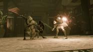 ACO combat Bayek Flavius