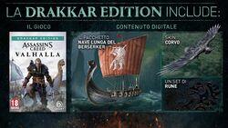 ACV Drakkar Edition