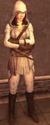 Female Assassin Armor Level 1