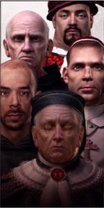 ACII Membres de la conjuration des Pazzi